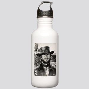 Clint Eastwood Black a Stainless Water Bottle 1.0L