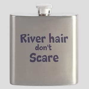 River hari don't scare Flask