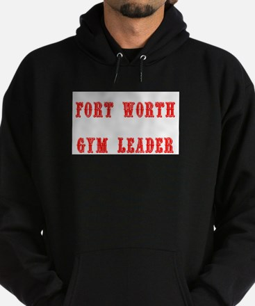 fort worth gym leader Hoodie (dark)