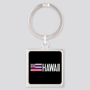 Hawaii: Hawaiin Flag & Hawaii Keychains