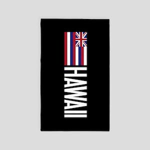 Hawaii: Hawaiin Flag & Hawaii Area Rug