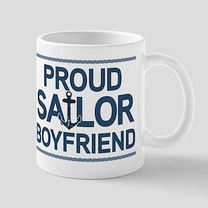 Proud Sailor Boyfriend Mug