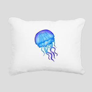 TENTACLES Rectangular Canvas Pillow