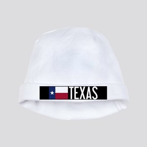 Texas: Texan Flag & Texas baby hat
