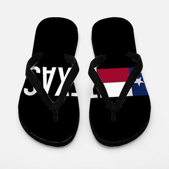 Texas: Texan Flag & Texas Flip Flops