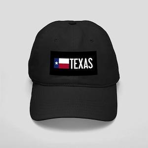 Texas: Texan Flag & Texas Black Cap