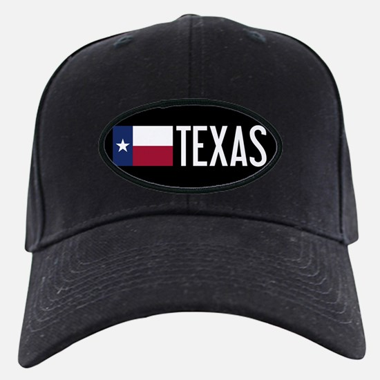 Texas: Texan Flag & Texas Baseball Hat