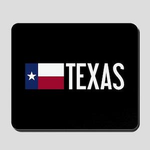 Texas: Texan Flag & Texas Mousepad