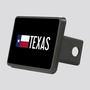 Texas: Texan Flag & Texas Rectangular Hitch Cover