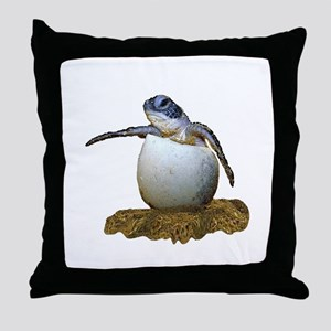 HATCHLING Throw Pillow