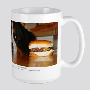 """The Hamburgler"" Mugs"