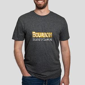 """""""Bourbon. Breakfast..."""" T-Shirt"""