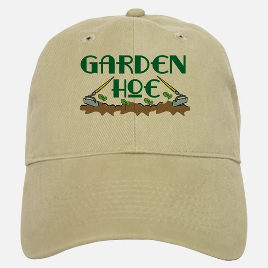 Garden Hoe Baseball Baseball Cap