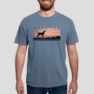 Redbone Coonhound Sunse T-Shirt