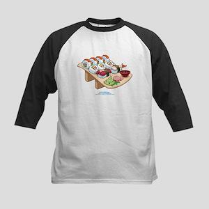 Kawaii-Cali-Sushi-Cafe-Trans Baseball Jersey