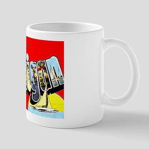 Michigan Greetings Mug