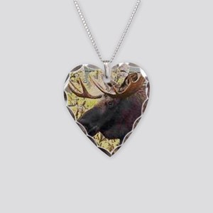 Moose Necklace