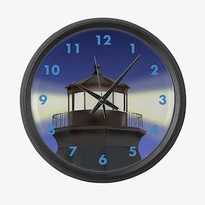 Light House Large Wall Clock