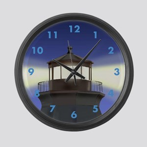 Light House Large Wall Clock