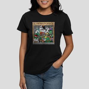 """""""Gamers Night"""" Women's Dark T-Shirt"""