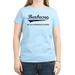 Barbecue All American Classic Women's Light T-Shir