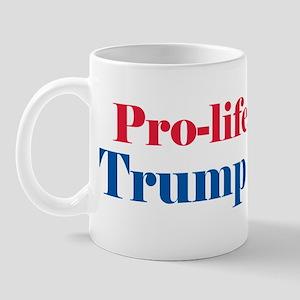 Trump Pence 2016 stars Mug
