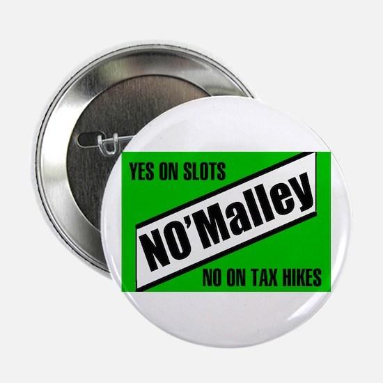 "NO'MALLEY 2.25"" Button"