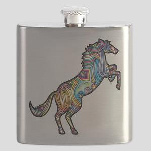 horse bu765 Flask