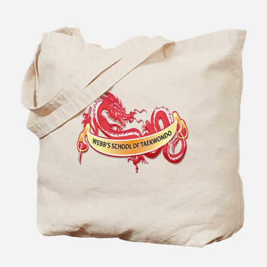 Cute Drago Tote Bag