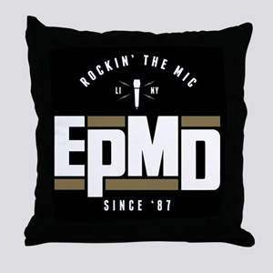EPMD rm Throw Pillow