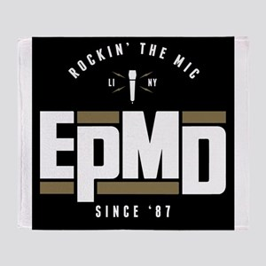 EPMD rm Throw Blanket