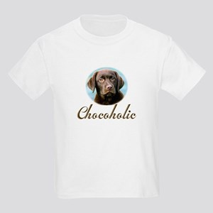 Chocoholic Kids Light T-Shirt