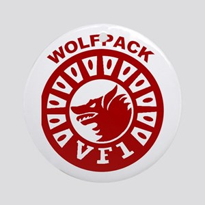 VF 1 Wolfpack Ornament (Round)