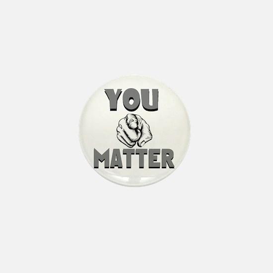 All matter Mini Button