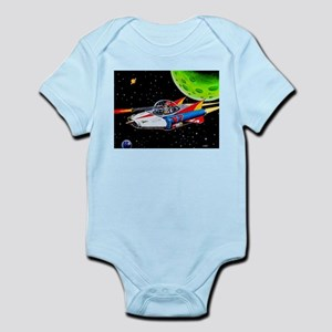 V-7 SPACE SHIP Body Suit