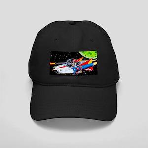 V-7 SPACE SHIP Black Cap
