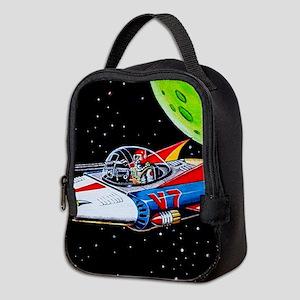 V-7 SPACE SHIP Neoprene Lunch Bag