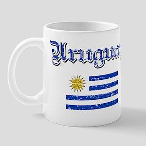 Uruguayan Flag Mug