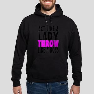 Thrower Hoodie (dark)