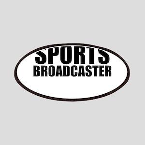 Trust Me, I'm A Sports Broadcaster Patch