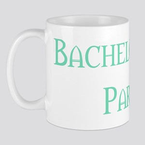 Bachelorette Party (Pale Gree Mug
