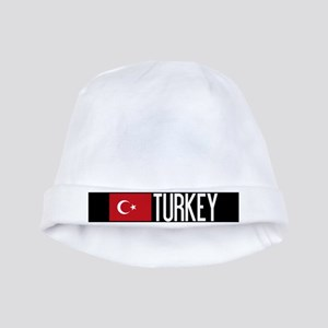 Turkey: Turkish Flag & Turkey baby hat
