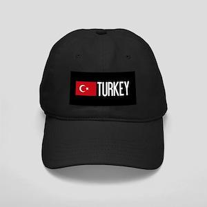 Turkey: Turkish Flag & Turkey Black Cap
