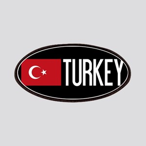 Turkey: Turkish Flag & Turkey Patch