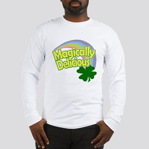 funny st patricks day Long Sleeve T-Shirt