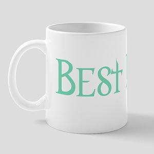 Best Man - Pale Green Mug