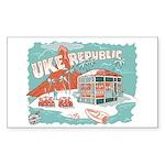 Ukerepublic_logo_color_med Sticker