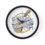 Ukerepublic_logo_color_med Wall Clock