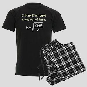 Escape Velocity Men's Pajamas