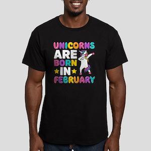 Dabbing Unicorn Gift Unicorns Are Born In T-Shirt